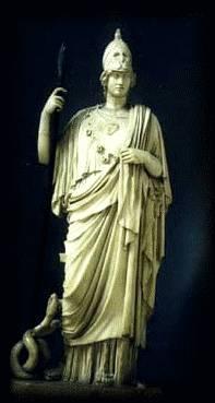 dieux et déesse grec